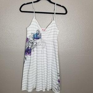 O'Neill NWOT Spagetti Strap Knit Sun Dress M